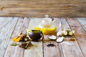 Taka Turmeric Golden Tea
