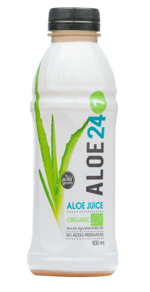 Totally Wild Organic Aloe Juice