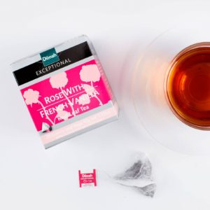 Dilmah Rose with French Vanilla Tea