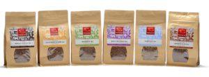 Khoisan Tea Organic Zesty Zingy Ginger, Loose Tea
