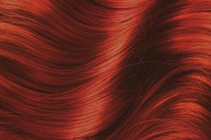 Love My Hair Wine Red