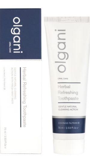 Olgani Herbal Refreshing Toothpaste