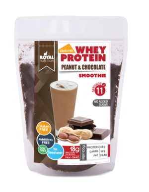 Royal Nutrition Whey Peanut Chocolate 1Kg