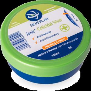 Silverlab Ionic Colloidal Silver Healing Cream
