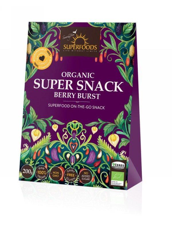 Soaring Free Superfoods Berry Burst Super Snack
