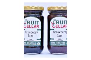 The Fruit Cellar Strawberry Jam