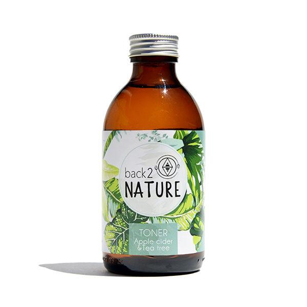 Back2Nature Apple Cider Vinegar & Tea Tree Toner