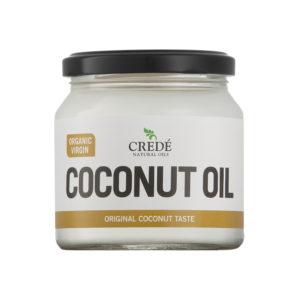 Credé Organic Virgin Coconut Oil