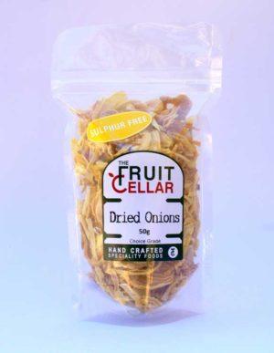 The Fruit Cellar Sulphur Free Dried Onions