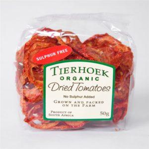 Tierhoek Organic Dried Tomatoes