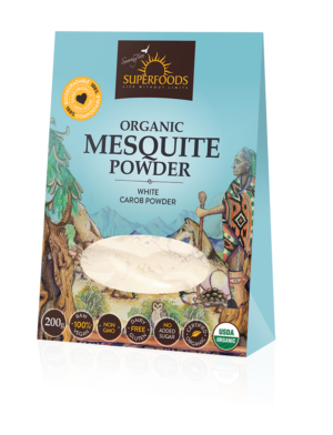 Soaring Free Superfoods Organic Mesquite Powder
