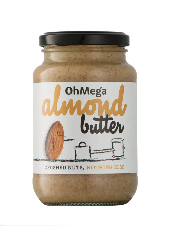 OhMega Almond Nut Butter