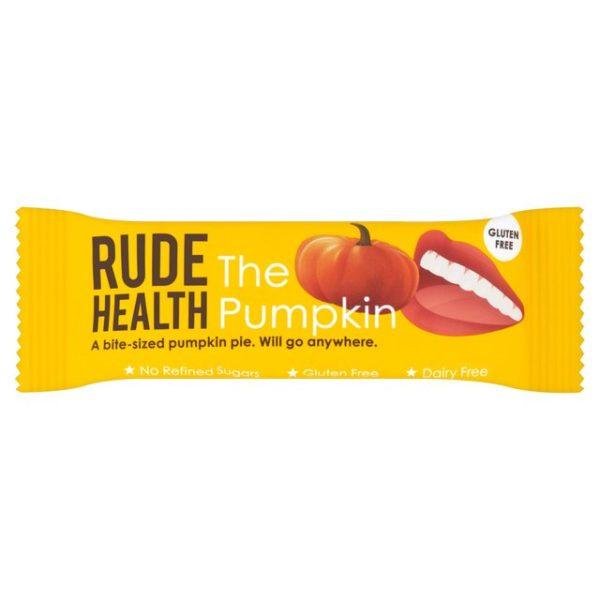 Rude Health: The Pumpkin