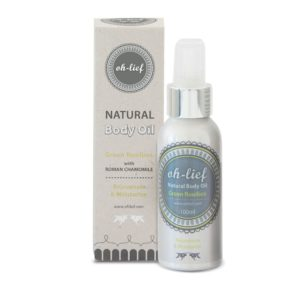 Oh-Lief Natural Body Oil