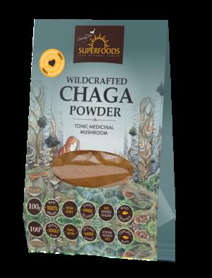 Soaring Free Superfoods Chaga Mushroom Powder