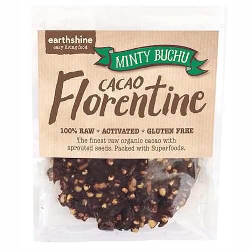 Earthshine Minty Buchu Cacao Florentine