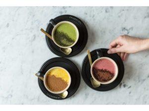 Superlatte Turmeric Cinnamon & Ginger Latte Blend Range