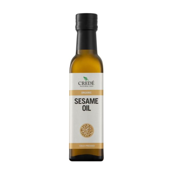 Crede Organic Sesame Oil