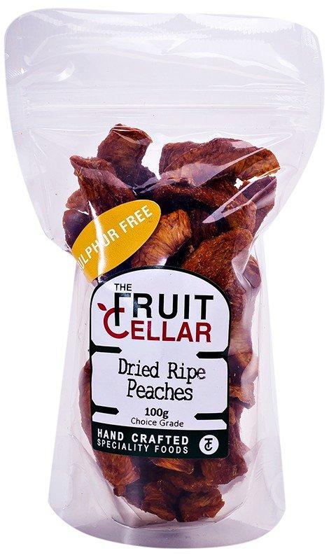 The Fruit Cellar Sulphur Free Dried Peaches