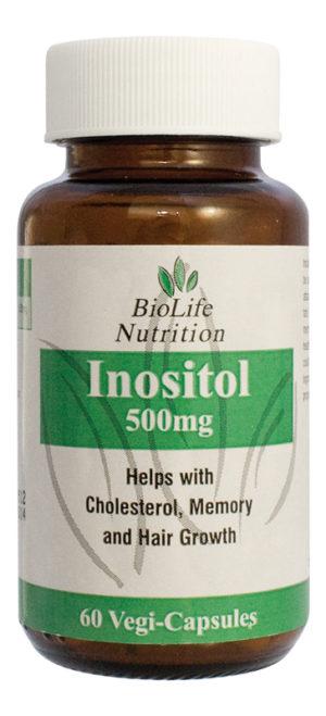 BioLife Inositol 500mg