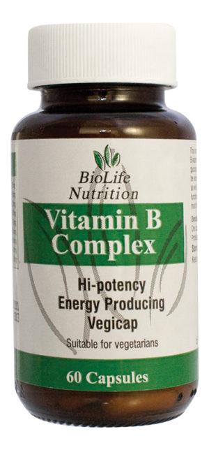 BioLife Vitamin B Complex