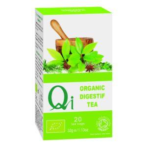 Qi Fairtrade & Organic Digestive Tea