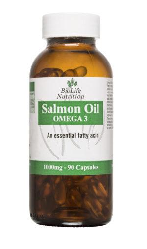 BioLife Salmon Oil 1000mg