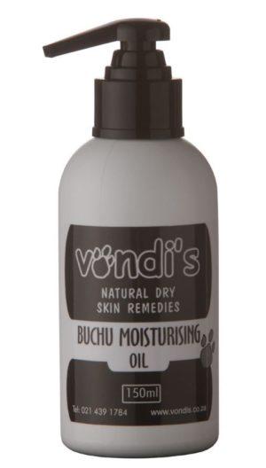 Vondi's Buchu Anti-Inflammatory Moisturising Oil