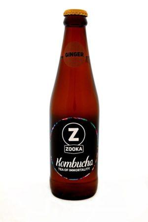 Zooka Ginger Kombucha