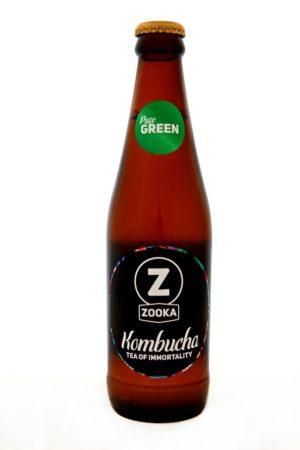 Zooka Pure Green Kombucha