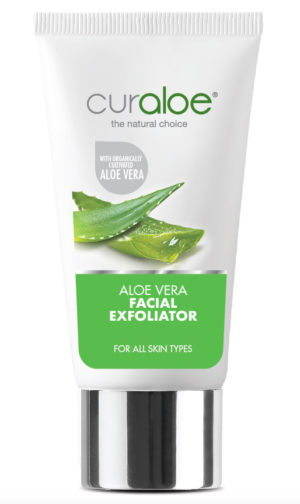 Curaloe Aloe Facial Exfoliator