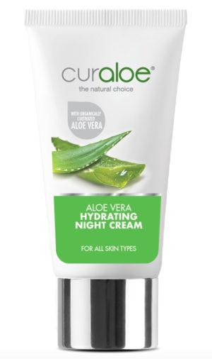 Curaloe AloeHydrating Night Cream