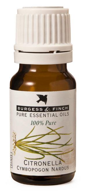 Burgess & Finch Citronella Oil