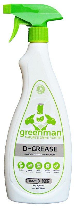 Greenman D-Grease