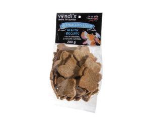 Vondi's Jenny Morris Diatomaceous Biscuits