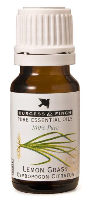 Burgess & Finch Lemon Grass Oil