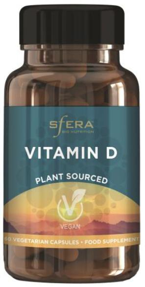 Sfera Vitamin D3 2000iu