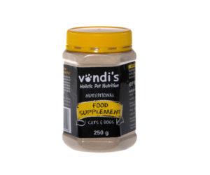 Vondi's Cats & Dog Food Supplement