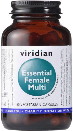 Viridian Essential Female Multivitamin