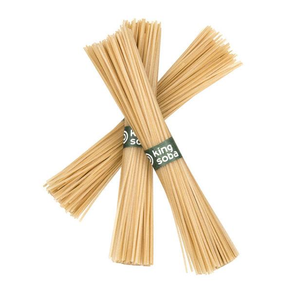 King Soba 100% Organic Brown Rice Noodles 250g