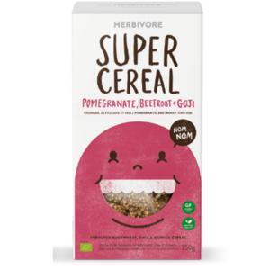 Herbivore Super Cereal Pomegranate, Beetroot & Goji