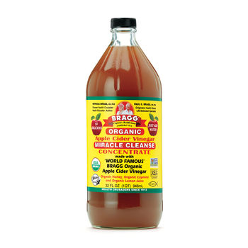 Bragg Miracle Cleanse with Bragg Apple Cider Vinegar
