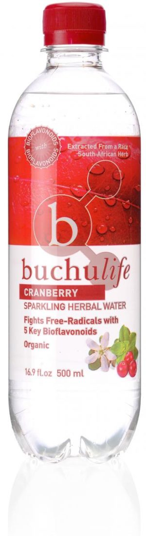 Buchulife Herbal Water Cranberry