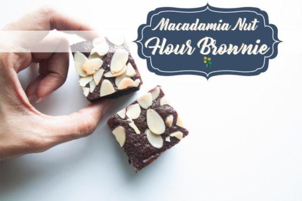 Macadamia Nut Flour Brownie Recipe