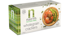 Nairns Gluten Free Wholegrain Crackers