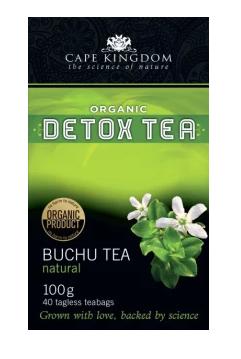 Buchulife Detox Tea Buchu Natural