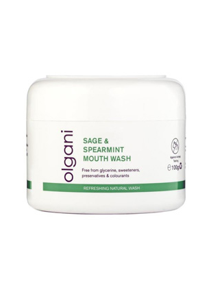 Olgani Sage and Spearmint Mouth Wash