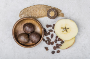 Rush Nutrition Nutriballs: Apple & Cinnamon