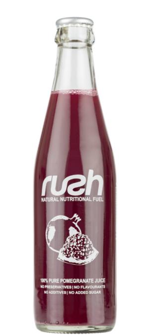 Rush Nutrition Pomegranate Juice