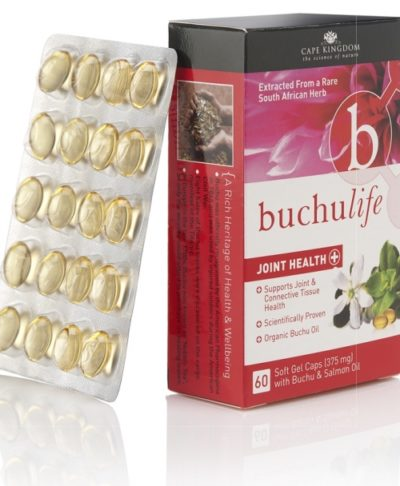 Buchulife Joint Health Capsules 60's